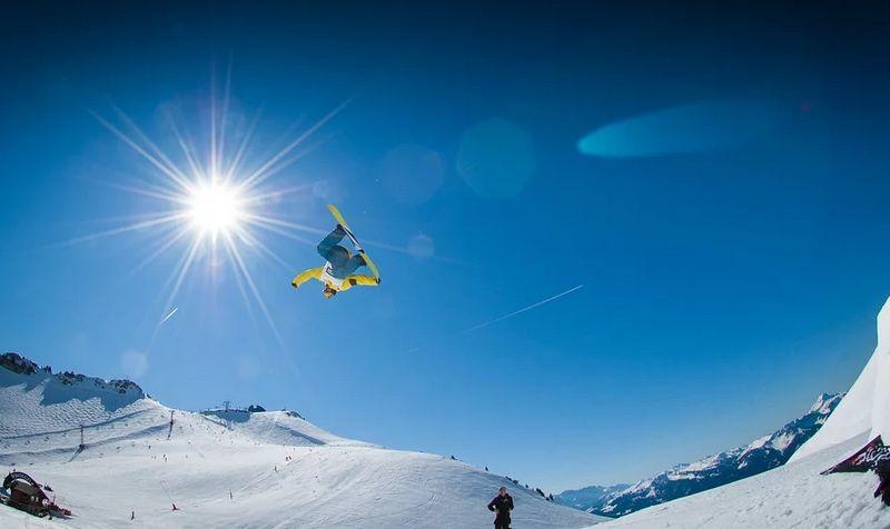 vacances au ski à Megeve avec transport
